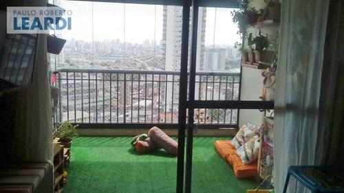 apartamento vila prudente - são paulo - ref: 498510
