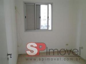 apartamento vila regente feijo 2 dormitórios 1 banheiros 1 vagas 60 m2 - 2731
