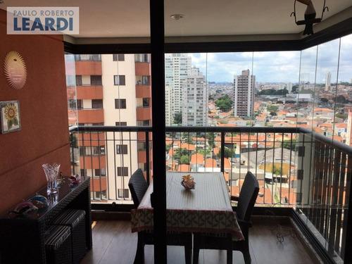 apartamento vila regente feijó - são paulo - ref: 498857