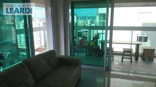 apartamento vila rica - santos - ref: 504329