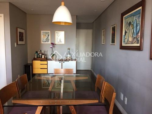 apartamento - vila romana - ref: 254184 - v-254184
