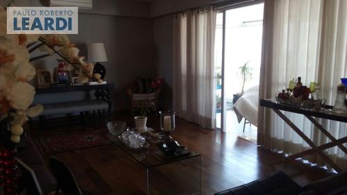 apartamento vila romana  - são paulo - ref: 494848