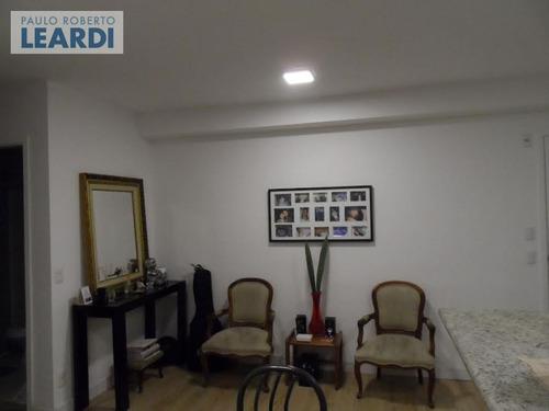 apartamento vila romana  - são paulo - ref: 504842