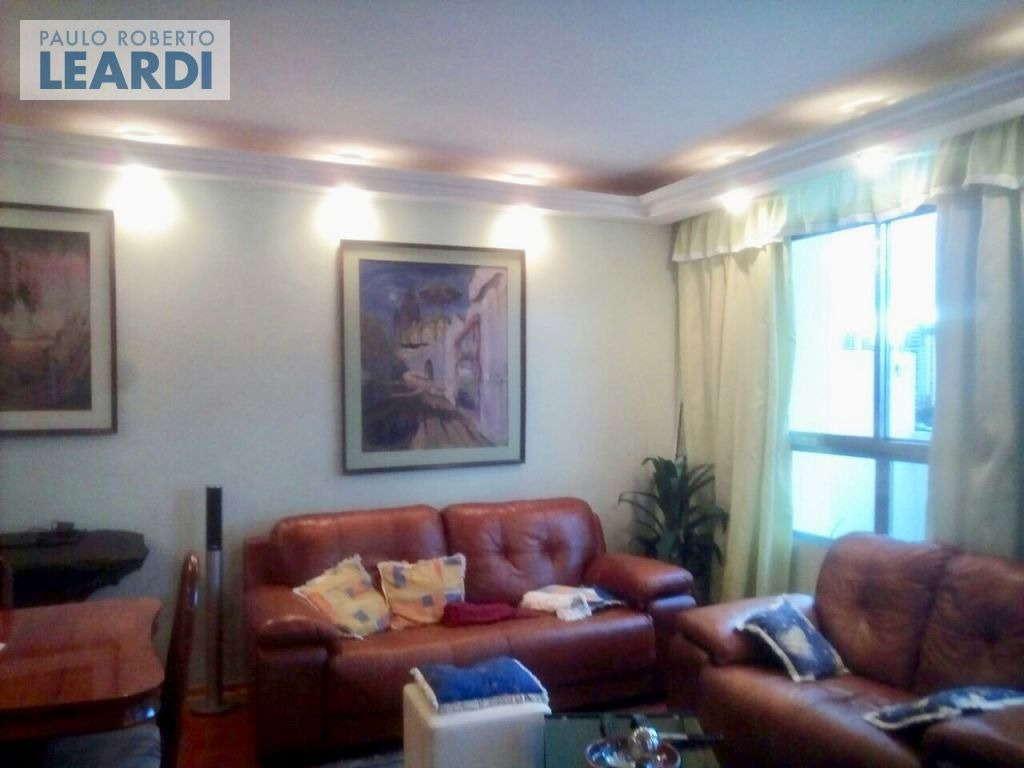 apartamento vila romana  - são paulo - ref: 554658