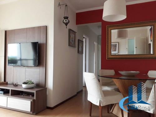 apartamento - vila santa catarina - ref: 125 - v-125