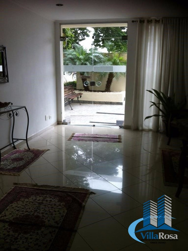 apartamento - vila santa catarina - ref: 834 - v-834