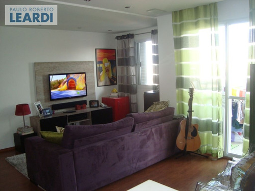 apartamento vila santa clara - são paulo - ref: 407452