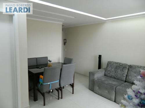 apartamento vila santa clara - são paulo - ref: 509468