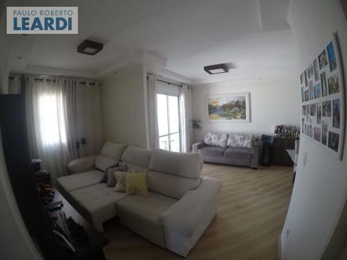 apartamento vila santa luzia - são bernardo do campo - ref: 555366