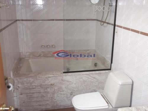 apartamento - vila santa teresa - santo andré - gl37168