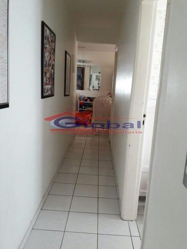 apartamento - vila santa teresa - santo andré - gl38281