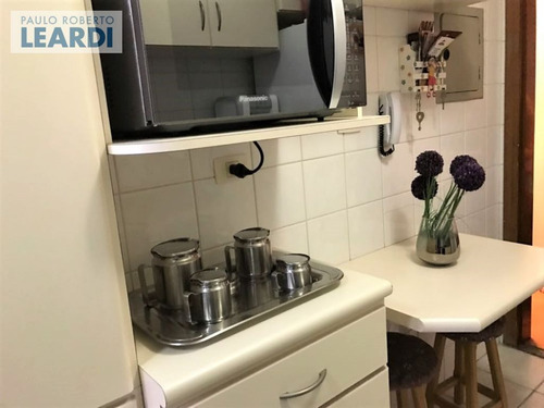 apartamento vila santana - são paulo - ref: 549657