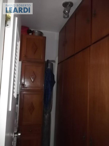 apartamento vila santo estéfano - são paulo - ref: 438239