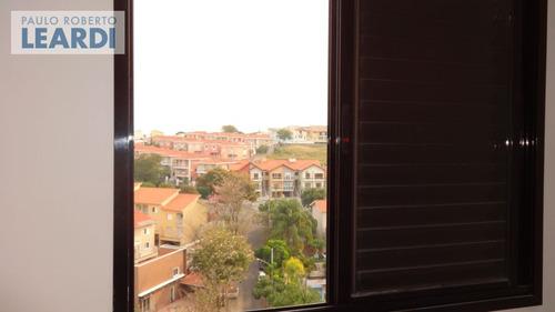 apartamento vila são francisco  - são paulo - ref: 411343