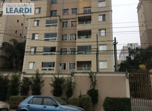 apartamento vila são pedro - santo andré - ref: 554819