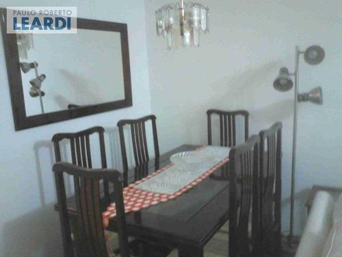 apartamento vila sofia - são paulo - ref: 444639