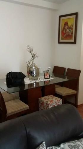 apartamento - vila sonia do taboao - ref: 2587 - v-2587