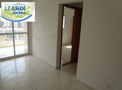 apartamento vila tupi - praia grande - ref: 411851