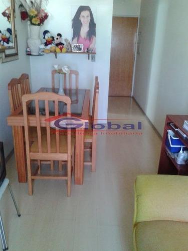 apartamento - vila valparaíso - santo andré - gl35225