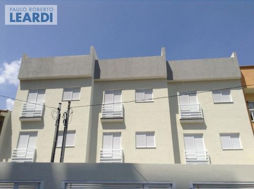 apartamento vila valparaíso - santo andré - ref: 434701