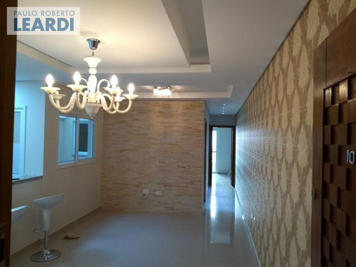 apartamento vila valparaíso - santo andré - ref: 551928