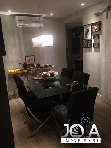 apartamento villa borghese - 2 quartos decorado - 319