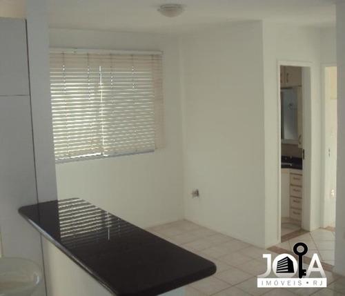 apartamento villa do rio - 2 quartos  - 110