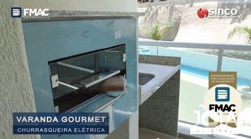 apartamento village vert - 2 quartos - freguesia  - 188
