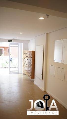 apartamento village vip - o dois quartos mais barato - 297