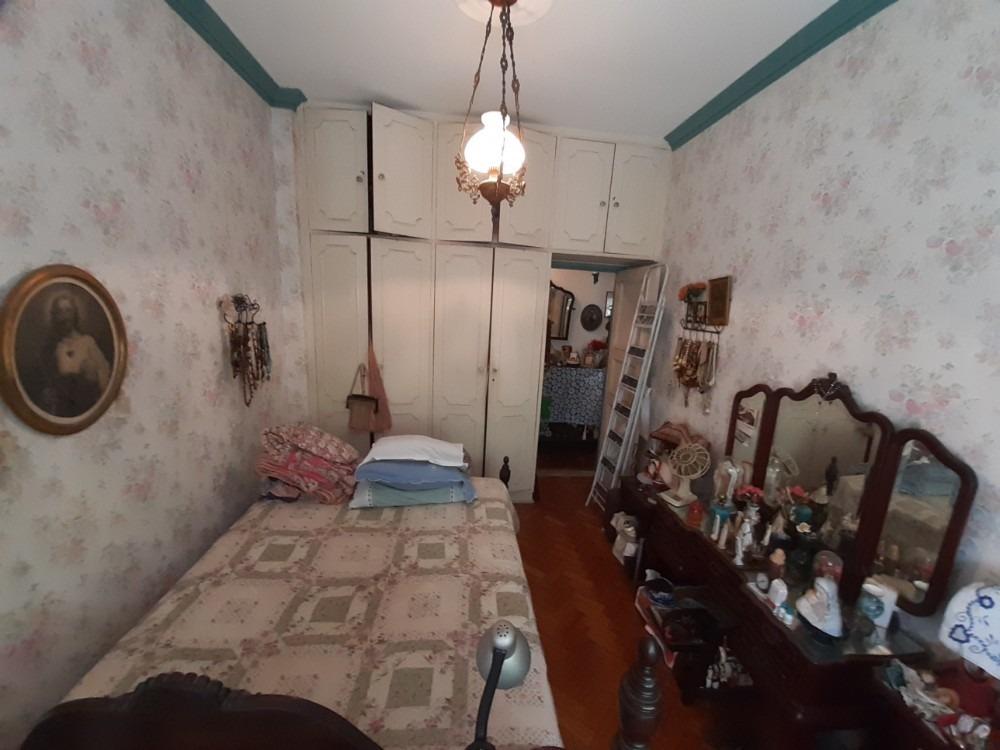 apartamento vintage em copacabana - 2 quartos - posto 4