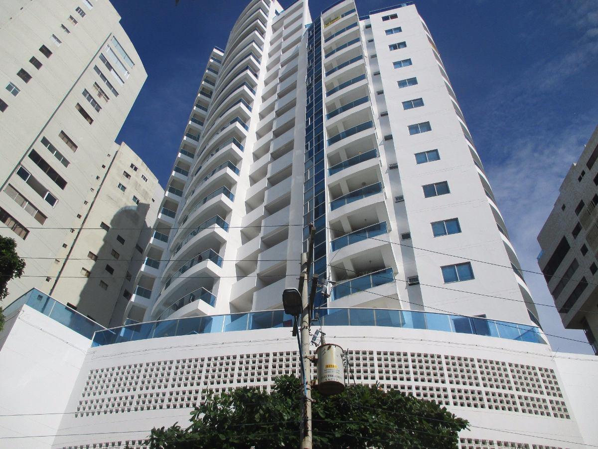 apartamento vista mar de 2 habitaciones nuevo