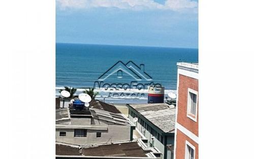 apartamento vista para o mar na tupi em praia grande