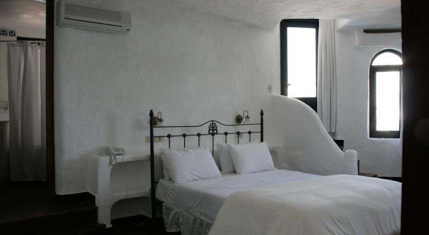 apartamento y habitaciones en casapueblo, punta ballena