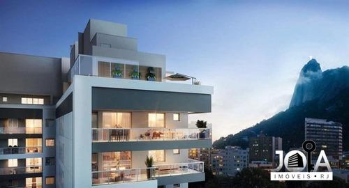 apartamento you botafogo - 2 quartos - 258