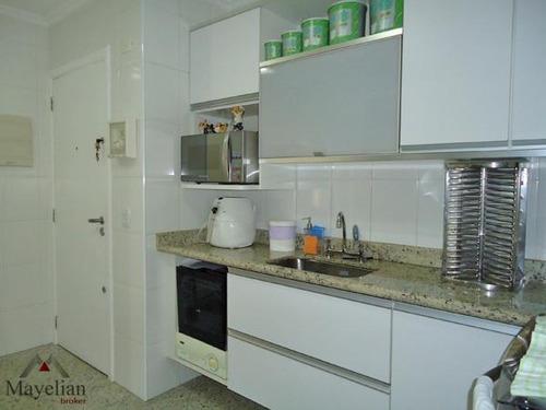apartamento zona norte para venda em são paulo, santa terezinha, 3 dormitórios, 2 suítes, 4 banheiros, 3 vagas - 70504