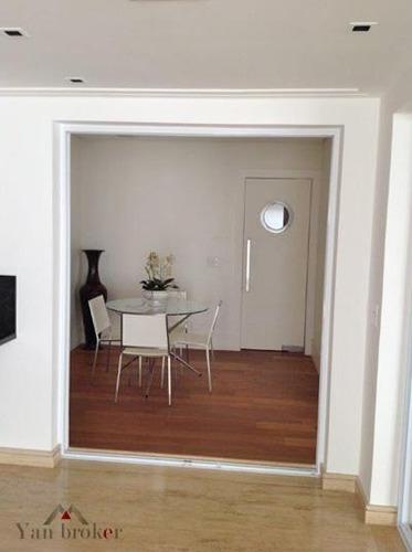 apartamento zona norte para venda em são paulo, santa terezinha, 3 dormitórios, 3 suítes, 5 banheiros, 3 vagas - 70562