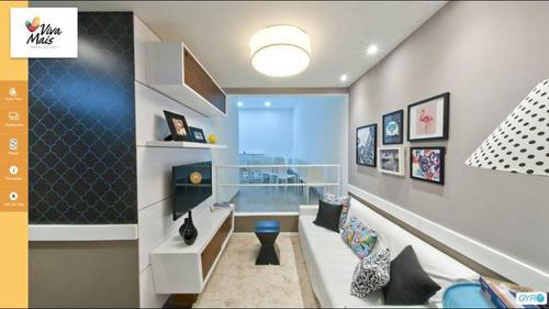 apartamentos 2 e 3 quartos nova iguaçu viva mais