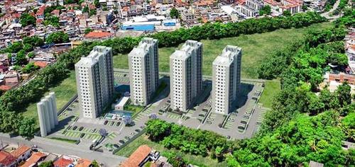 apartamentos 2 quartos engenho novo único