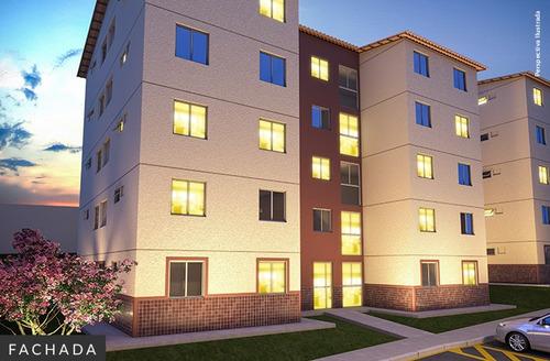 apartamentos 2 quartos lazer cpto tomás coelho pmcmv conquis