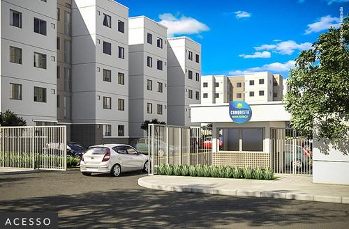 apartamentos 2 quartos nova iguaçu conquista