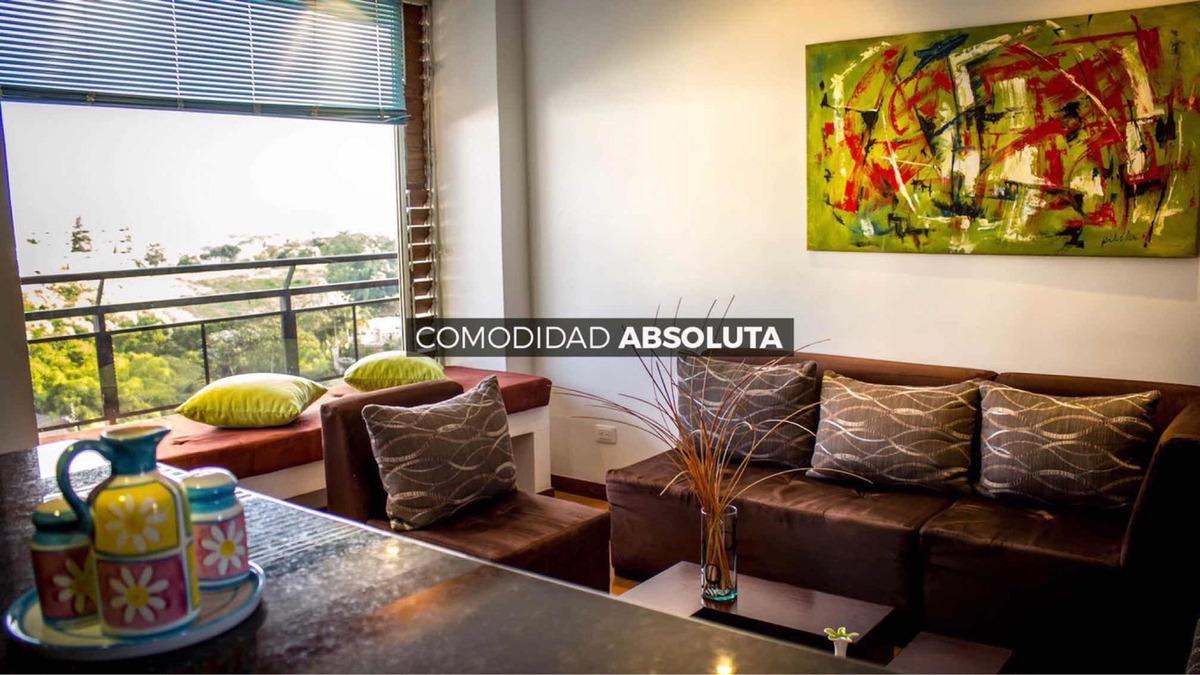 apartamentos amoblados armenia renta x meses