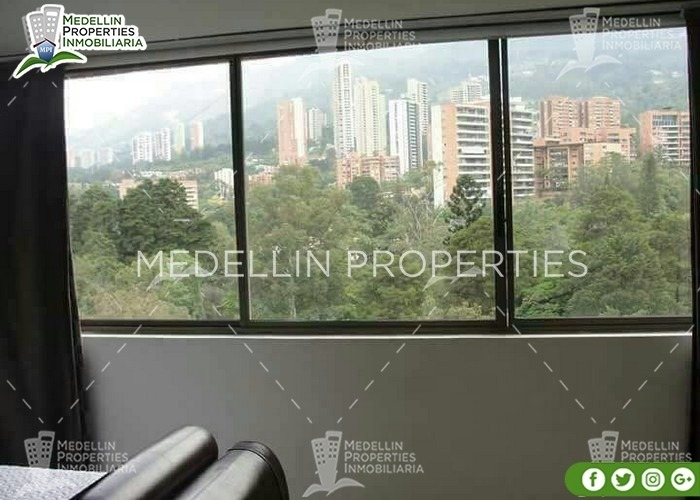 apartamentos amoblados economicos en envigado cód: 4782