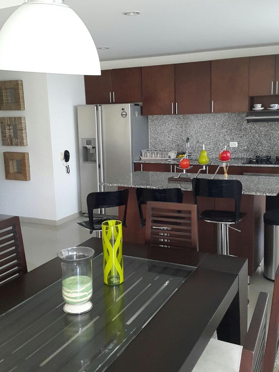 apartamentos amoblados por días cartagena zona turística