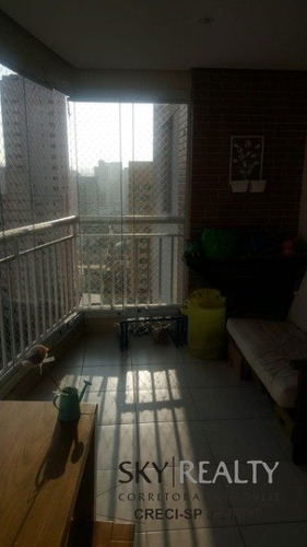 apartamentos - chacara santo antonio (zona sul) - ref: 10720 - v-10720