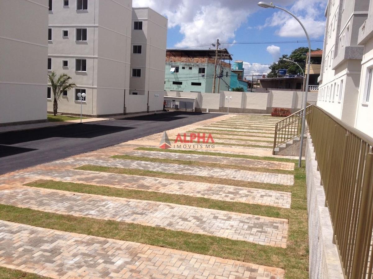 apartamentos de 02 quartos no bairro parque maracanã em contagem - 7473