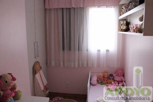 apartamentos em campo grande 75 m² - yo3053