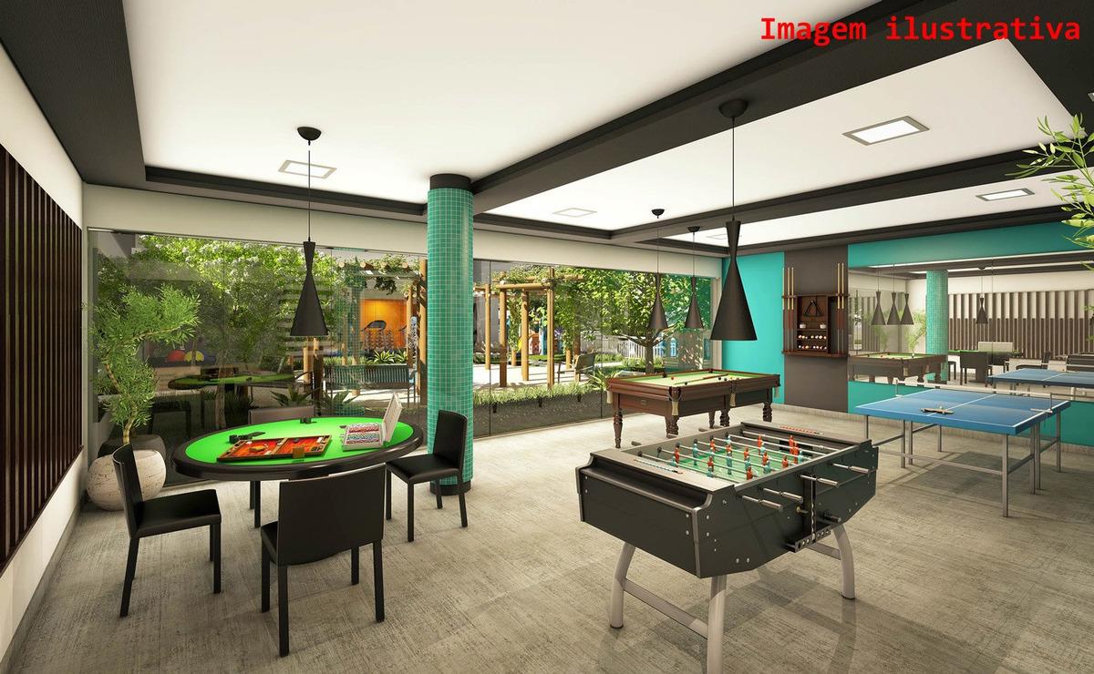 apartamentos em ibiporã, residencial incanto