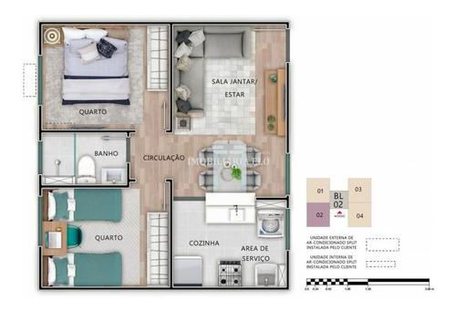 apartamentos em serraria no minha casa minha vida - 3884