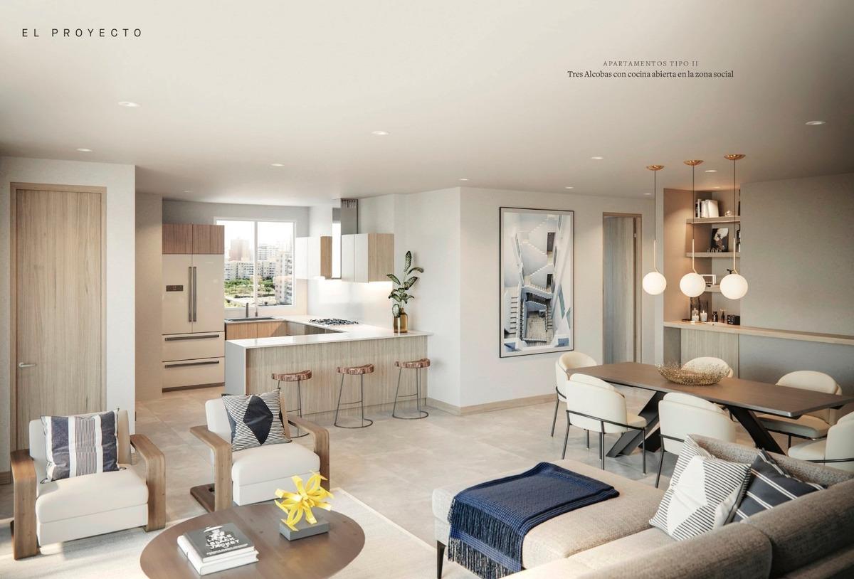 apartamentos en construccion 153 mt, 146 mt, 127nueva cra 65