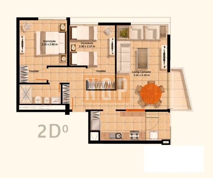 apartamentos en construccion -ref:18537